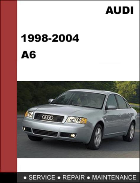 automotive service manuals 2002 audi a6 parental controls audi a6 1998 2004 oem factory service repair workshop manual do
