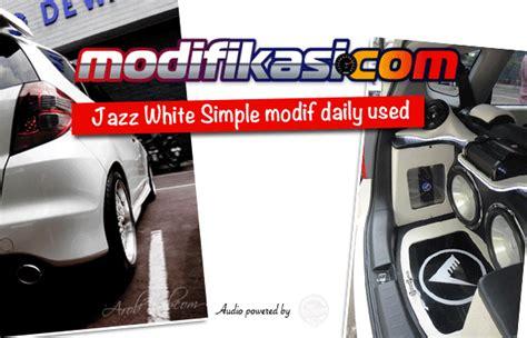 Venom V800 4sii California audio exterior jazz white simple modif daily used