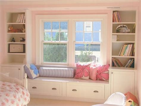 Bedroom Window Seat Designs I Want To Add A Cozy Window Seat And Storage To Our Guest Bedroom Decorating Ideas