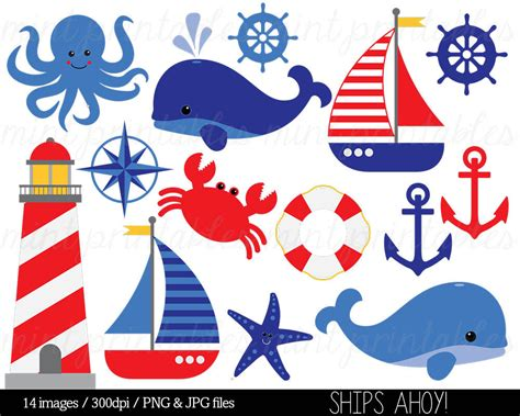 printable nautical images nautical clipart clip art anchor clipart whale clipart