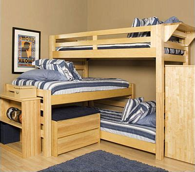 Bunk Bed Decoration Room And Rooms Decorating Ideas