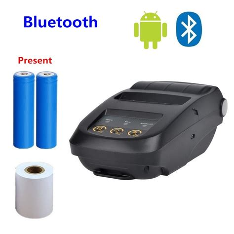 Printer Wifi Bluetooth 3inch wireless bluetooth printer small bluetooth printer