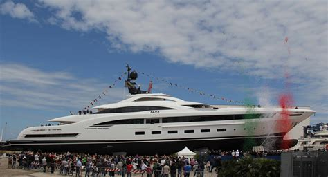 yacht yalla layout crn is celebrating the launch of quot yalla quot a superyacht of