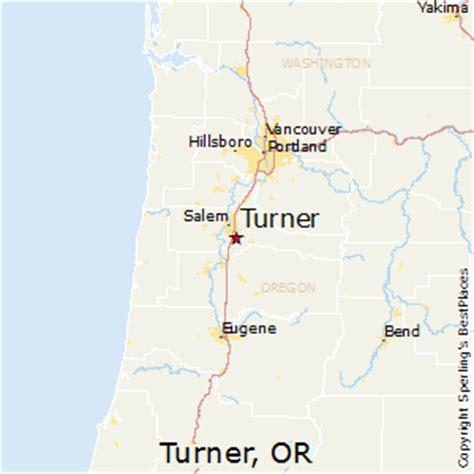turner oregon map best places to live in turner oregon