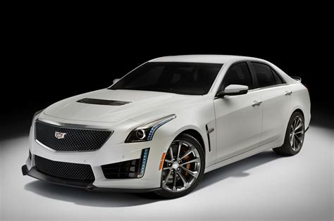 Cadillac 2016 Cts V Price by 2016 Cadillac Cts V Reviews And Rating Motor Trend