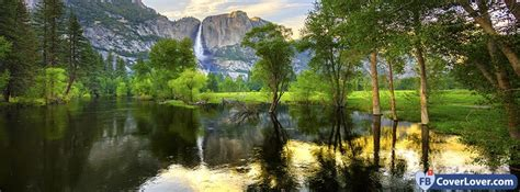 lake  mountain view nature  landscape facebook cover