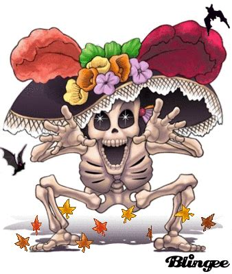 imagenes de calaveritas literarias animadas fotos animadas halloween catrina para compartir 126950194