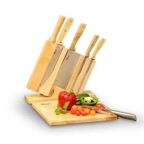 Best Seller Asah Pengasah Pisau Knife Sharpener promo ox 95 wooden knife set oxone pisau dapur di oxone