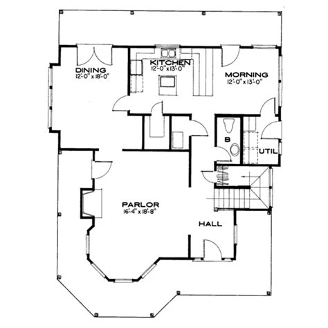 2400 square foot house plans victorian style house plan 3 beds 2 5 baths 2400 sq ft