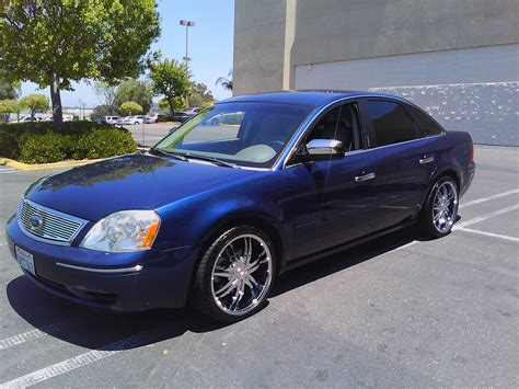 Ford Five Hundred by 2006 Ford Five Hundred Pictures Information And Specs