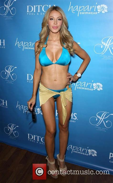 how tall is hoschstein lisa hochstein weight and height joanna krupa loses top