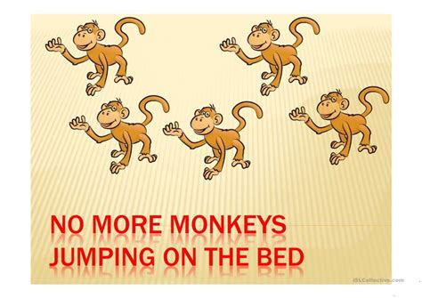 no more monkeys jumping on the bed song no more monkeys jumping on the bed song 28 images 17 best images about en la cama