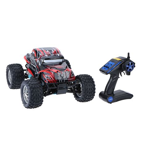 hsp nitro monster free shipping rc monster hsp 94188 nitro 4wd 2 4ghz 1 10