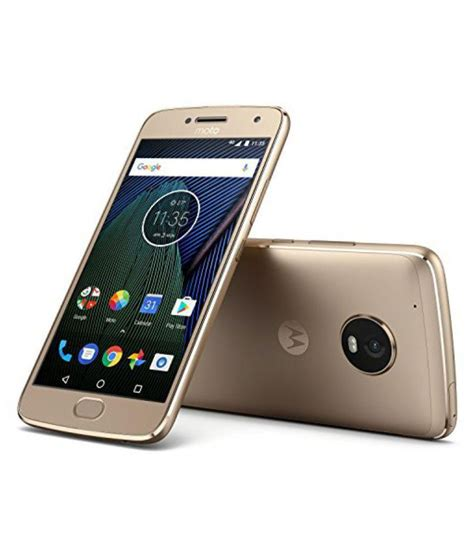 Hp Motorola Ram 1 Gb motorola g5 plus gold 4 gb ram 32gb mobile