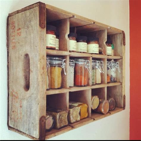 Home Made Spice Rack 17 best images about shabby chic spice racks mini storage on home interior design