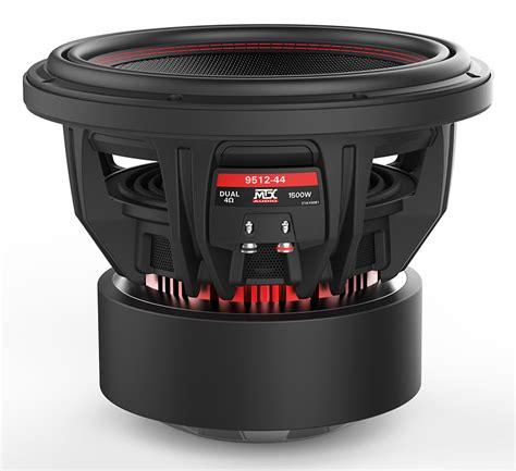 Speaker Subwoofer Spl car subwoofer sq or spl mtx audio