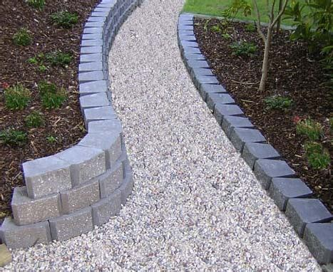 Garden Blocks by Gardenstone Garden Wall Blocks