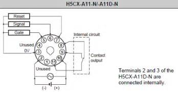 h5cx a11d n omron industrial automation