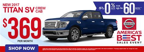 Nissan Employee Lease by New Nissan Lease Finance Specials In Prairie Mn
