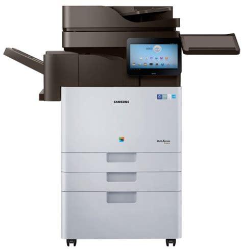 Printer Laser Color Ukuran A3 samsung multixpress sl x7400lx 40ppm a3 multi function colour laser printer ebuyer