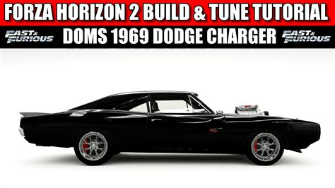 2 fast charger forza horizon 2 fast and furious build tune tutorial