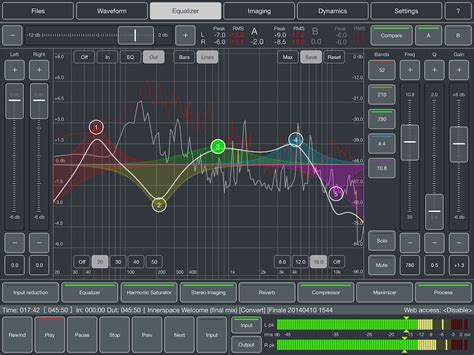 audio file format analyzer kvr audio mastering for ipad by igor vasiliev mastering