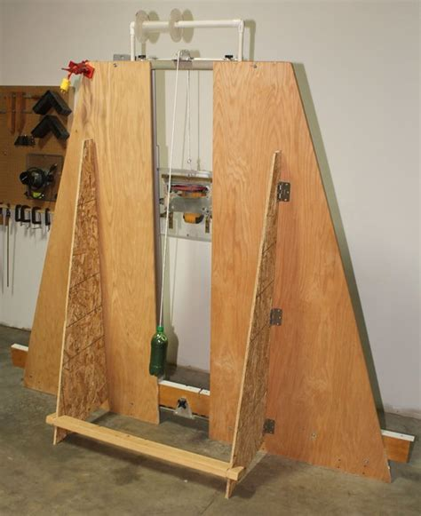portable panel   therock  lumberjockscom
