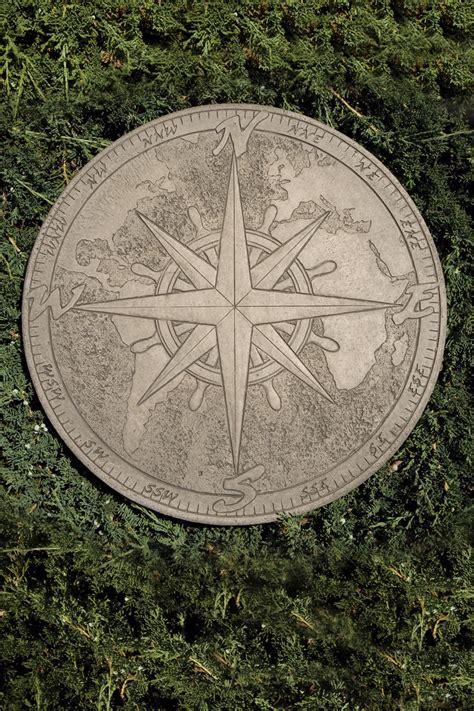 Garden Compass by Stepping Compass Massarelli S
