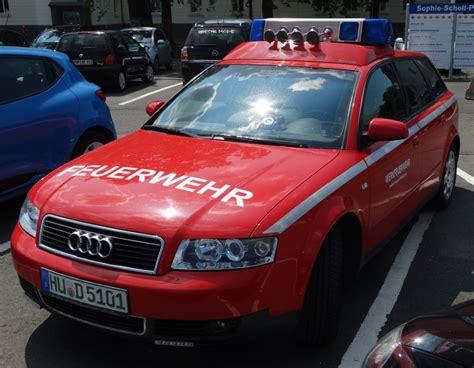 Audi Hanau by Audi A4 Combi Der Werkfeuerwehr Industriepark Hanau