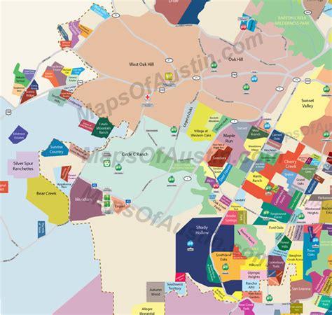 texas neighborhood map southwest maps of neighborhood maps of texas