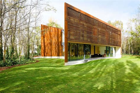 entertaining house plans modern forest house design house design and decorating ideas
