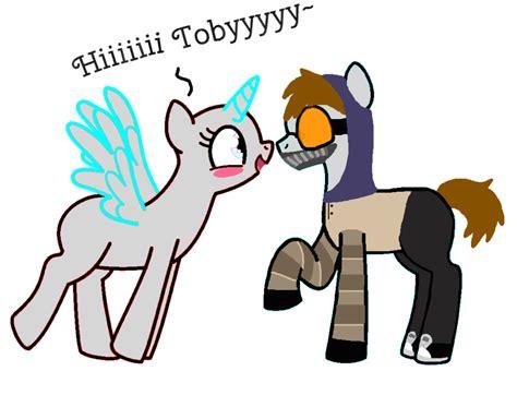 Happy Call By Vegasus pony ticci toby x alicorn unicorn pegasus earth oc by