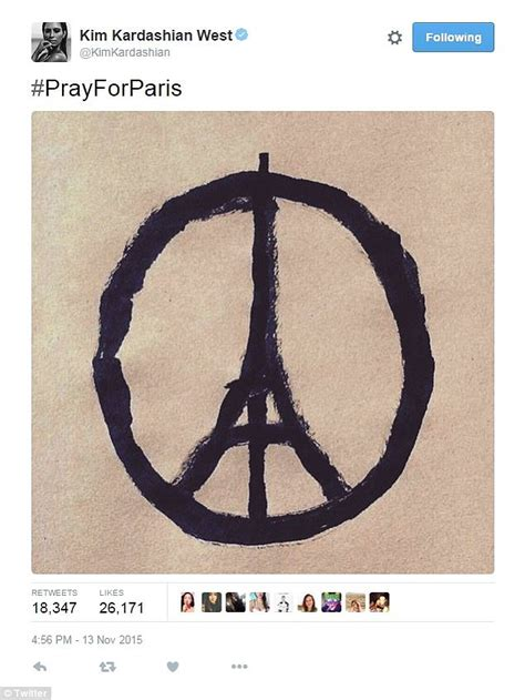 celebrity brush meaning artist behind the eiffel tower peace symbol jean jullien