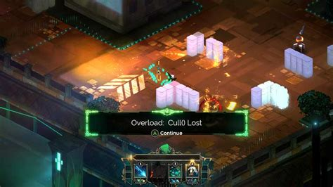 transistor abilities transistor review attack of the fanboy