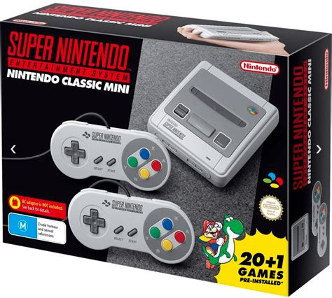 Nintendo Mini nintendo classic mini snes nintendo entertainment