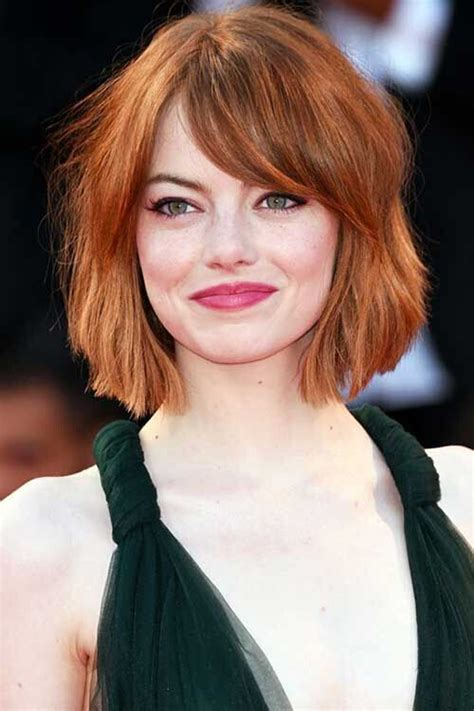 22 flattering hairstyles for round faces medium straight 22 flattering hairstyles for round faces pretty designs