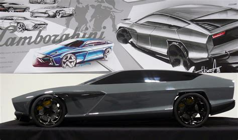 future lamborghini toofastcv future lambo concepts from munich students