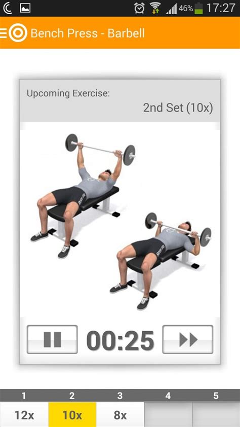virtuagym fitness home apps f 252 r android