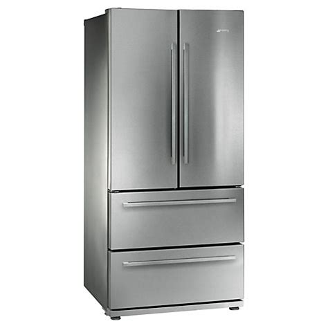Freezer Sharp Fr G189 buy smeg fq55fx1 4 door american style fridge freezer a