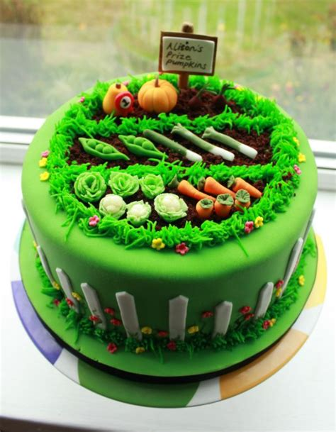 Best 25 Allotment Cake Ideas On Pinterest Vegetable Vegetable Garden Cake Ideas