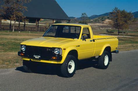 toyota pickup 12 pickups that revolutionized truck design