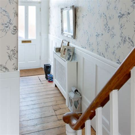 classic wallpaper for hallways hallway be inspired by this victorian terrace