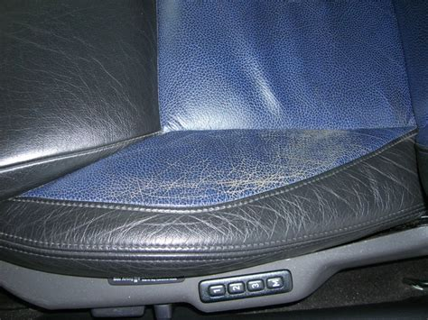 refaire un siege de voiture comment refaire un cuir noir mouchet 233 de bleu demandes