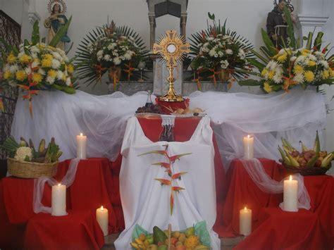 altares para corpus christi   Buscar con Google   espiritu
