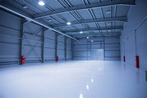 Professional Commercial Epoxy Floor Services in DC, MD & VA