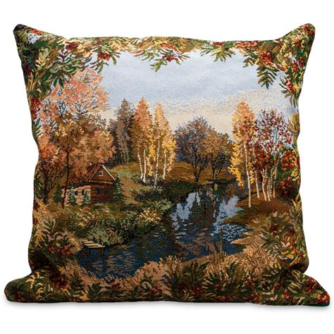 tapestry pillows for couch mountain ash decorative tapestry throw pillow product