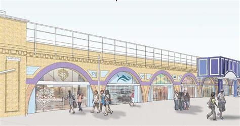 Garden Arch Planning Permission Council Set To Grant Arches Planning Permission Brixton