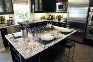 kitchen island granite pictures of kitchens traditional black kitchen