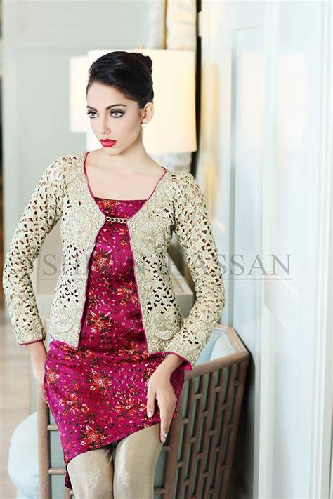 shirin hassan luxury designer collection 2014 for