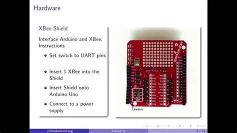 xbee tutorial youtube matlab arduino tutorial 22 xbee based wireless